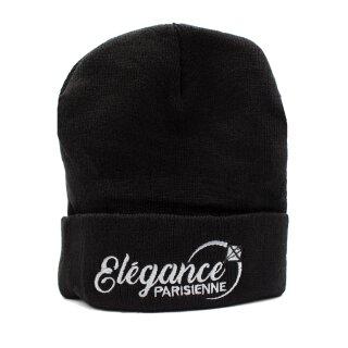 Elegance Parisienne Beanie-Mütze